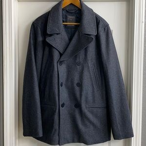 Gap winter peacoat